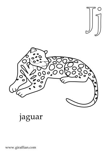 Beb 233 Jaguar Colouring Pages Page 2 Baby Jaguar Coloring Pages
