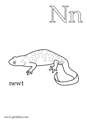 Ne Colouring Pages